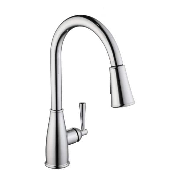 Glacier Bay Fairhurst Single-Handle Pull-Down Sprayer Kitchen Faucet (Chrome) $39.90 + Free Store Pickup at Home Depot