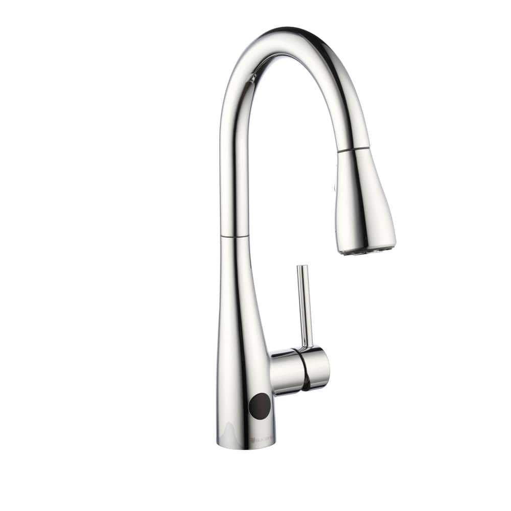 Glacier Bay Touchless Kitchen Faucet w/ Pull-Down Sprayer (Chrome) $89.90 +  Free S&H