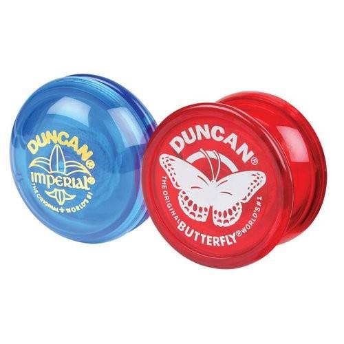 Duncan Classic Imperial/Butterfly Yo-Yo $3 at Walmart w/ Free Store Pickup or Free Shipping w/ Prime