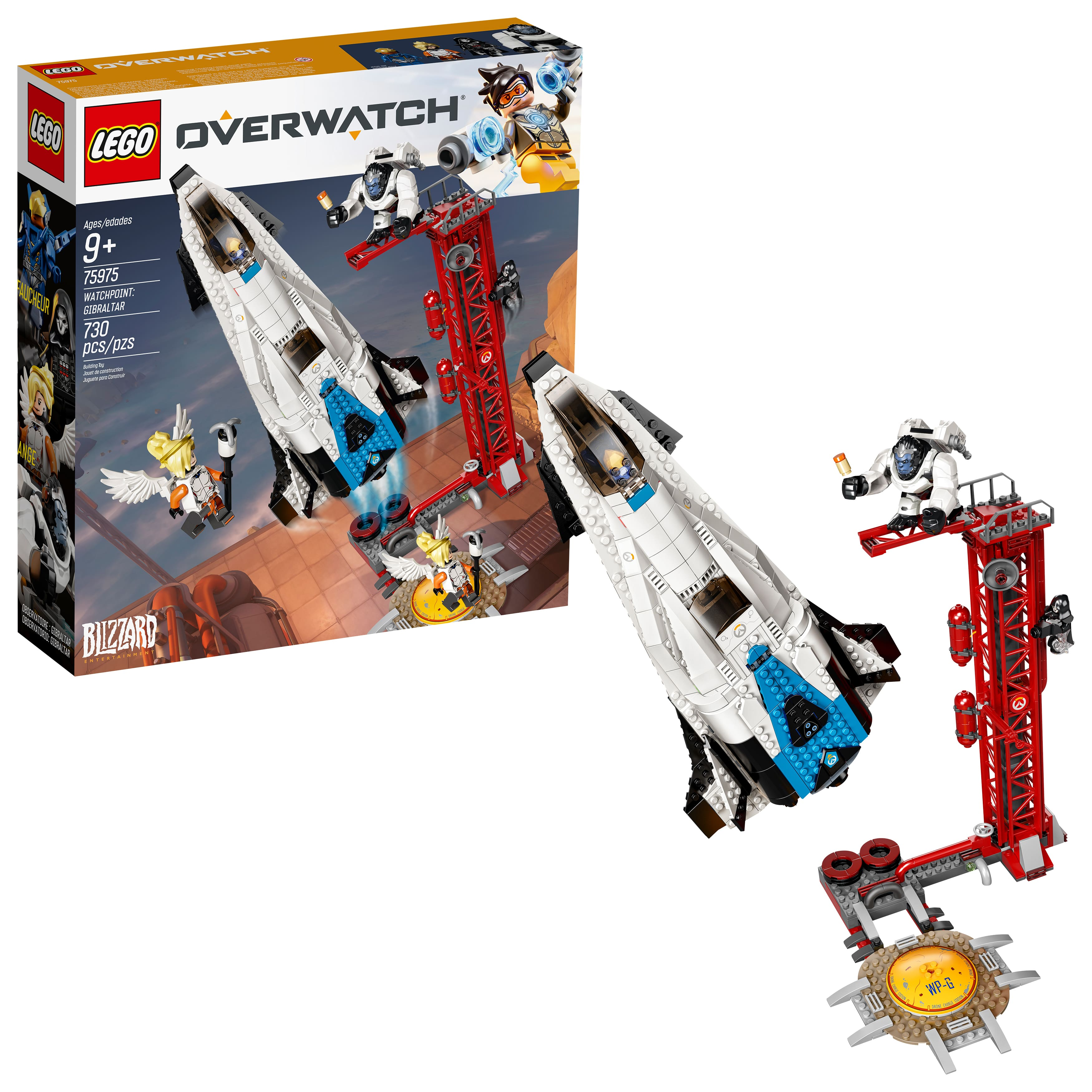 LEGO Overwatch Watchpoint: Gibraltar (75975) $63 + Free Shipping
