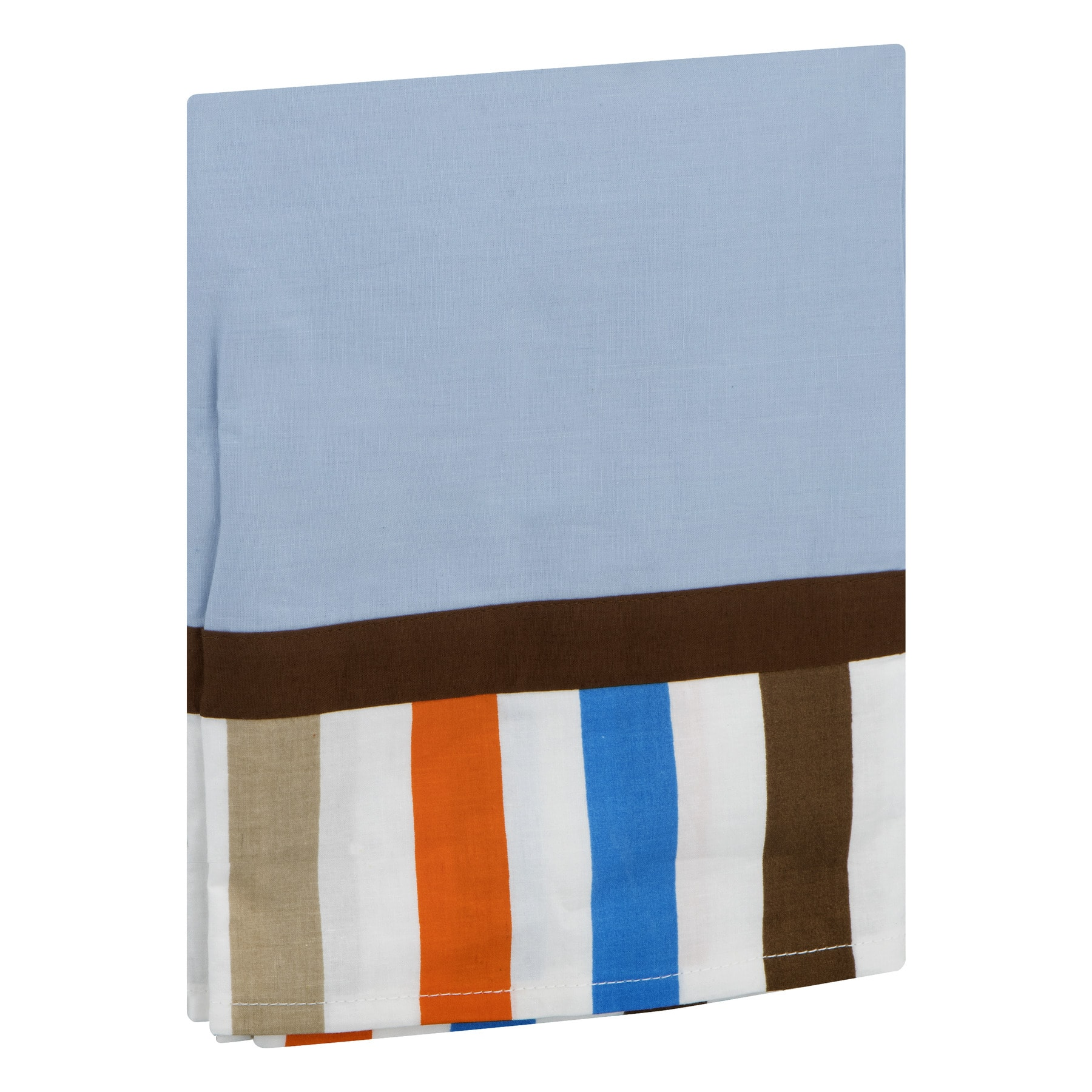 Bacati Nursery Curtains & Valances $5 at Walmart or Free Shipping w/ Prime