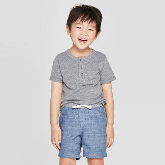 Cat & Jack Toddler Boys' T-shirts