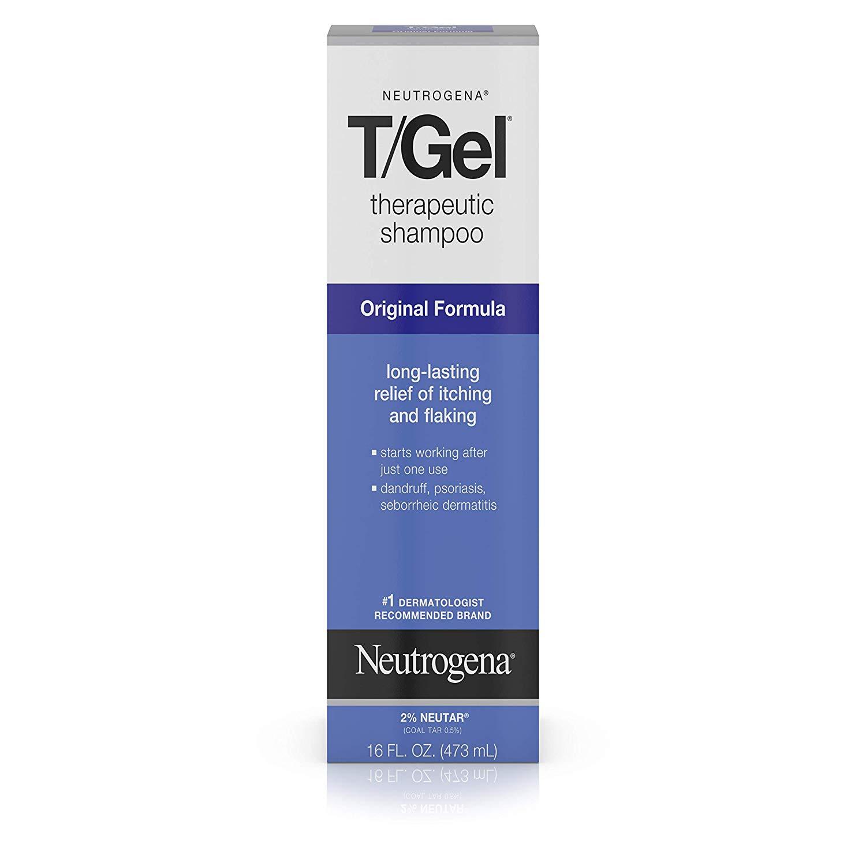 16-Oz Neutrogena T/Gel Original Formula Anti-Dandruff Shampoo $7.34 w/ S&S + Free S/H