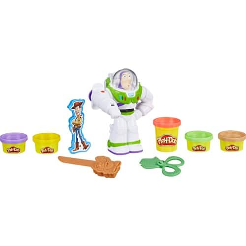 Play-Doh Disney/Pixar Toy Story Buzz Lightyear Set (w/ 5 Play-Doh Colors) $6.50 at Best Buy w/ Free Store Pickup