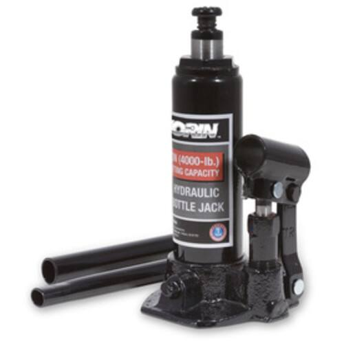 2-Ton Torin Black Steel Hydraulic Bottle Jack $7 at Lowe's w/ Free Store Pickup (YMMV)