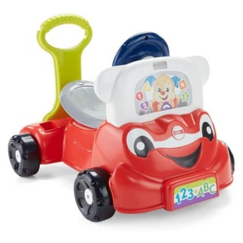 Fisher-Price Laugh and Learn 3-in-1 Smart Car $23 at Target w/ Free Store Pickup or Free Shipping on $35+