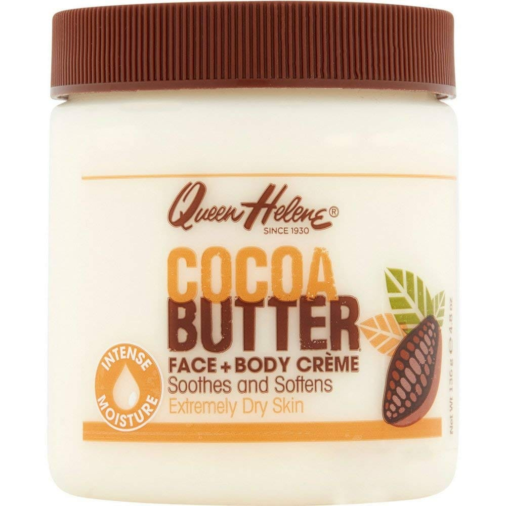 4.8-Oz Queen Helene Cocoa Butter Face & Body Creme $1.55 w/ S&S + Free S/H