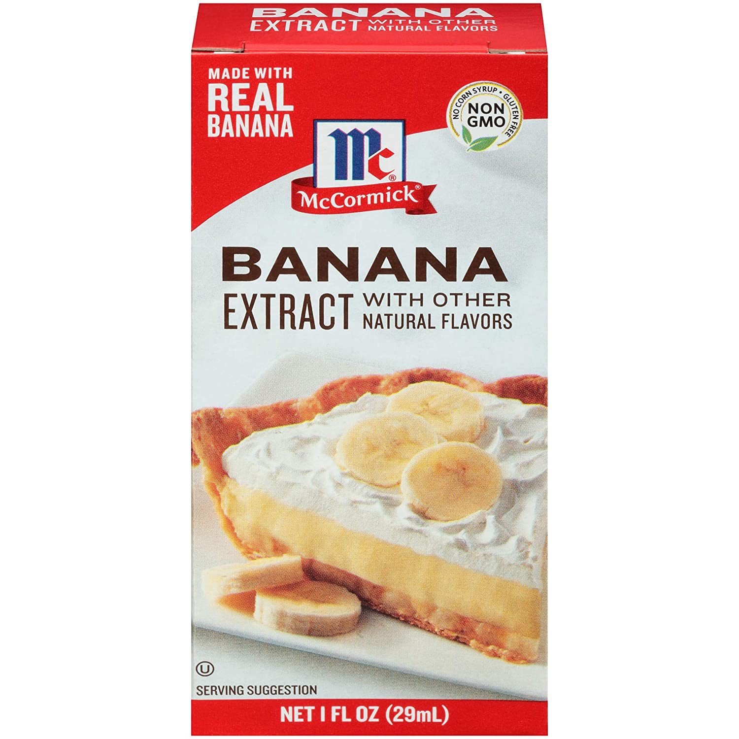 1-Oz McCormick Banana Extract $2.20 w/ S&S + Free Shipping w/ Prime or $25+