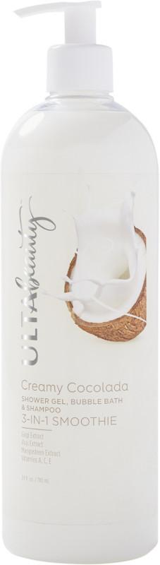 24-Oz ULTA Creamy Cocolada 3-IN-1 Smoothie (Shower Gel / Bubble Bath / Shampoo) $4 + Free Ship on $35+