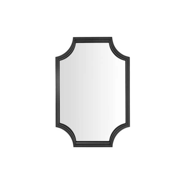 "30"" x 20"" StyleWell Rectangle Dimensional Framed Black Accent Mirror (Black) $46.30 & More + Free Shipping"