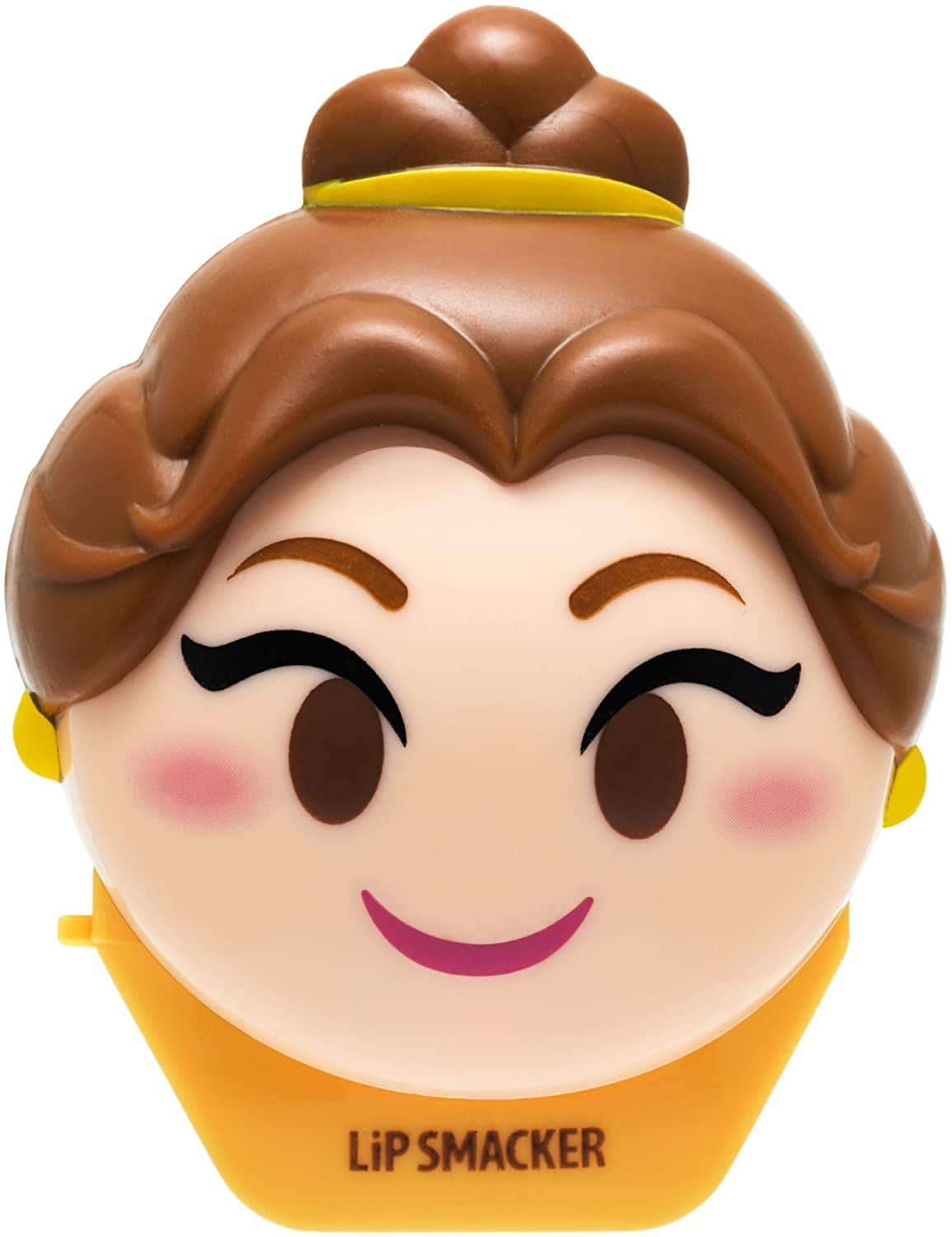 Lip Smacker Disney Emoji Lip Balm (Belle Last Rose Petal) $2.39 w/ S&S + Free Shipping w/ Prime or $25+