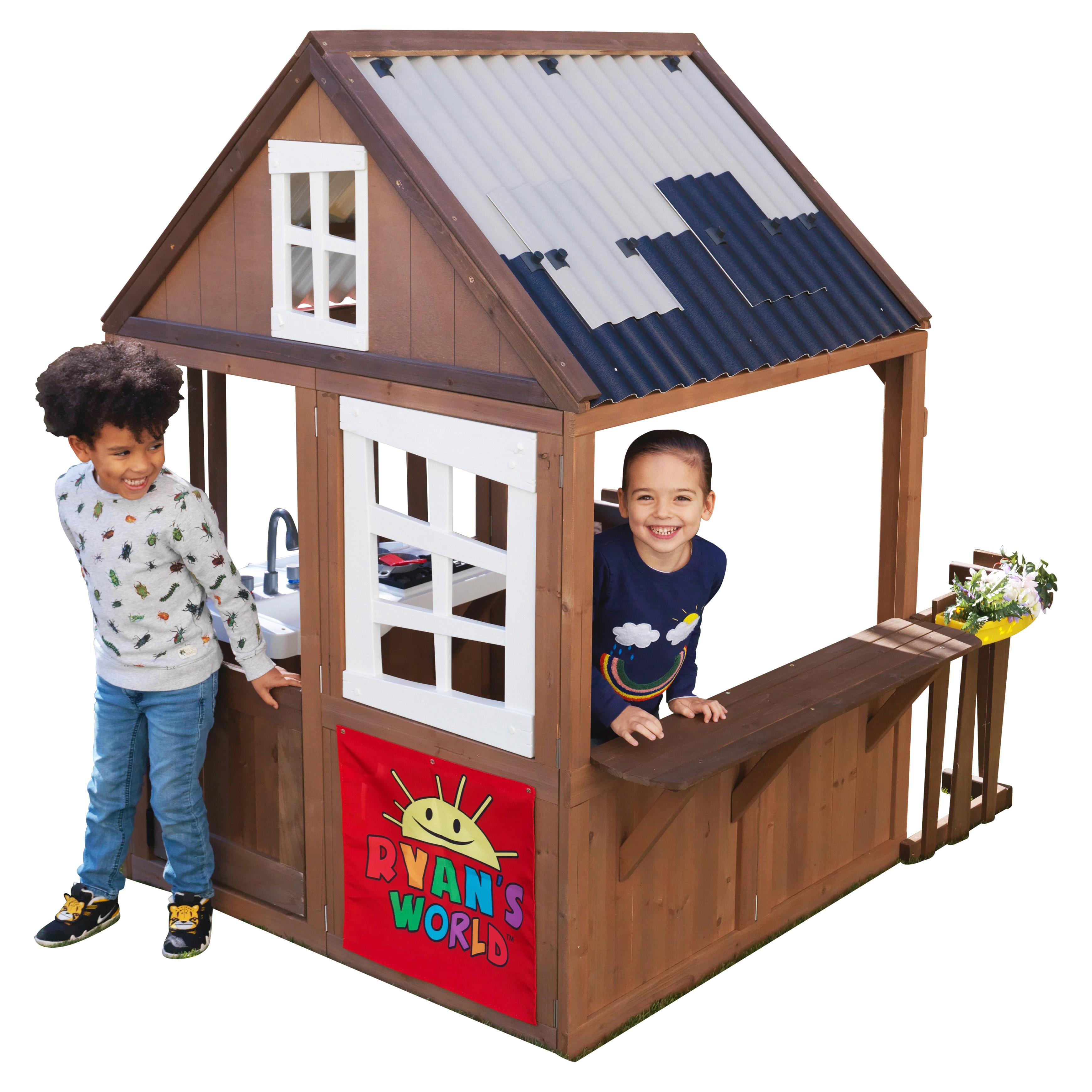 KidKraft Ryan's World Outdoor Playhouse $250 + Free Shipping