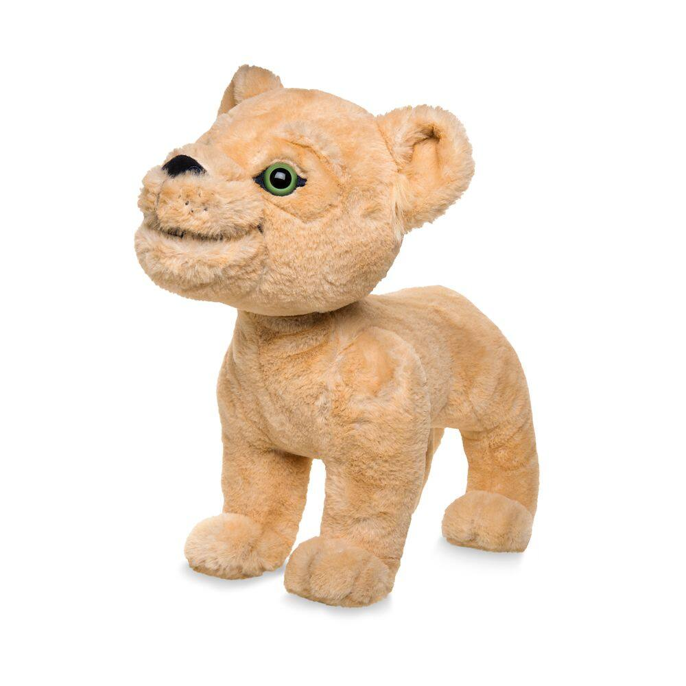 The Lion King Nala Talking Plush Toy (2019) $7.69 + Free Shipping
