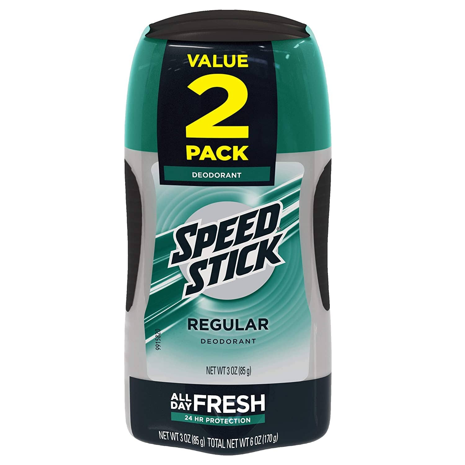 4-Pack 3-Oz Speed Stick Deodorant (Regular) $5.40 w/ S&S + Free S&H w/ Prime