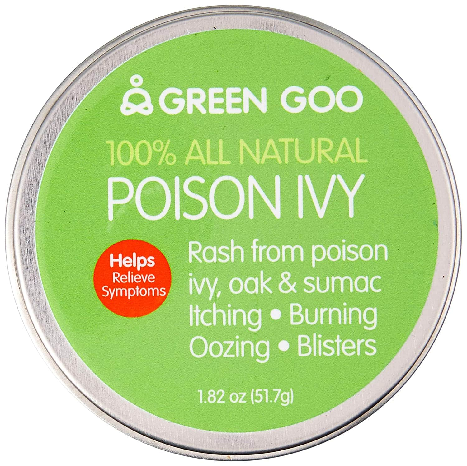 1.82-Oz Green Goo Natural Skin Care Poison Ivy Treatment $4.30 + Free Shipping w/ Prime or $25+