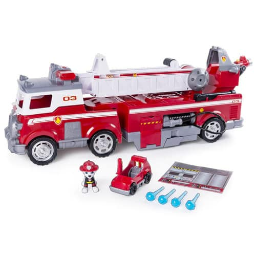 Paw Patrol Ultimate Rescue Fire Truck $24 & More Clearance Toys at Kohl's w/ Free Store Pickup