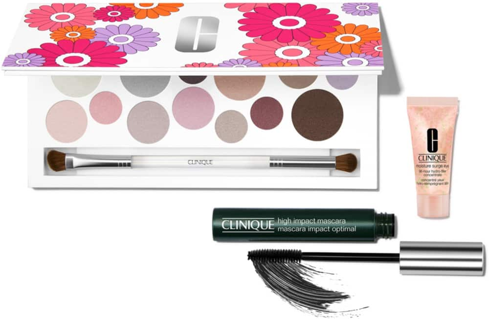 Clinique Light Up Your Eyes Eyeshadow Palette Set $19.75 at Ulta Beauty w/ Free Store Pickup