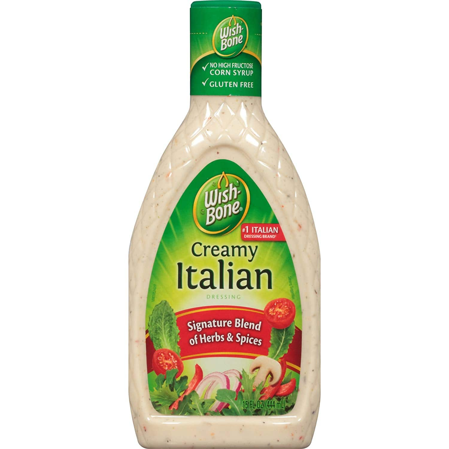 15-Oz Wish-Bone Italian Salad Dressing: Creamy $1.70, Light $1.85, Robusto $1.90 w/ S&S + Free Shipping w/ Prime