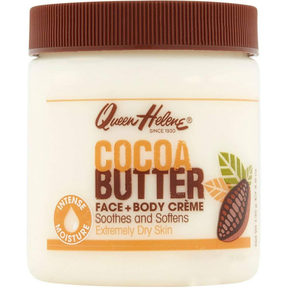 4.8-Oz Queen Helene Cocoa Butter Face & Body Creme $1.55 w/ S&S + Free S&H w/ Prime or $25+