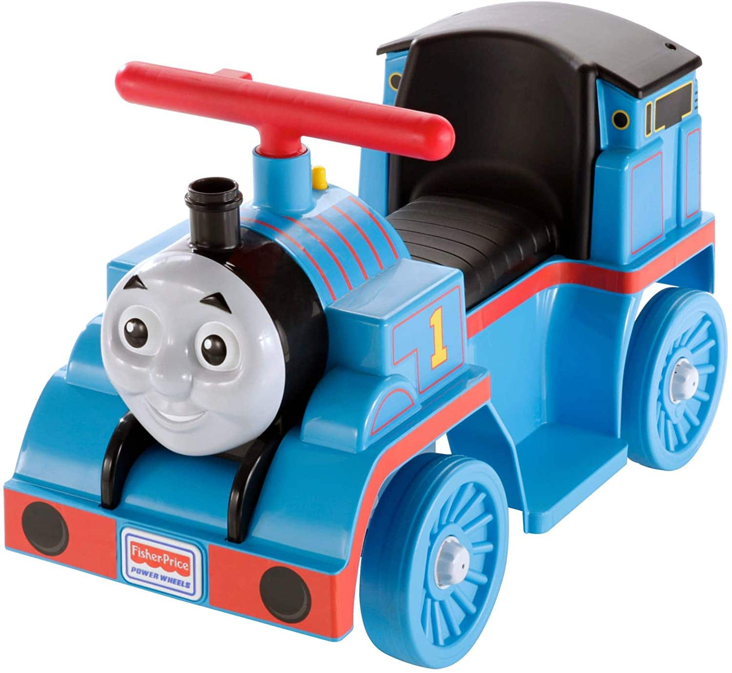 Power Wheels 6V Battery Powered Thomas the Train Ride-On with Track $80 + Free Shipping
