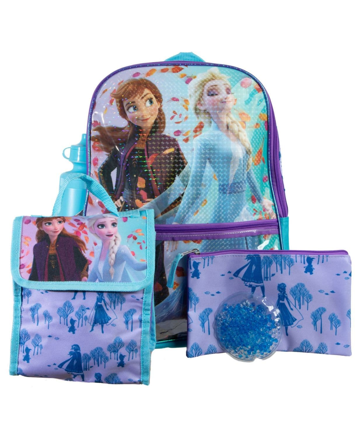 5-Piece Kids' Backpack Sets (Frozen, Minnie Mouse, Avengers & More) $16 at Macy's w/ Free S&H on $25+