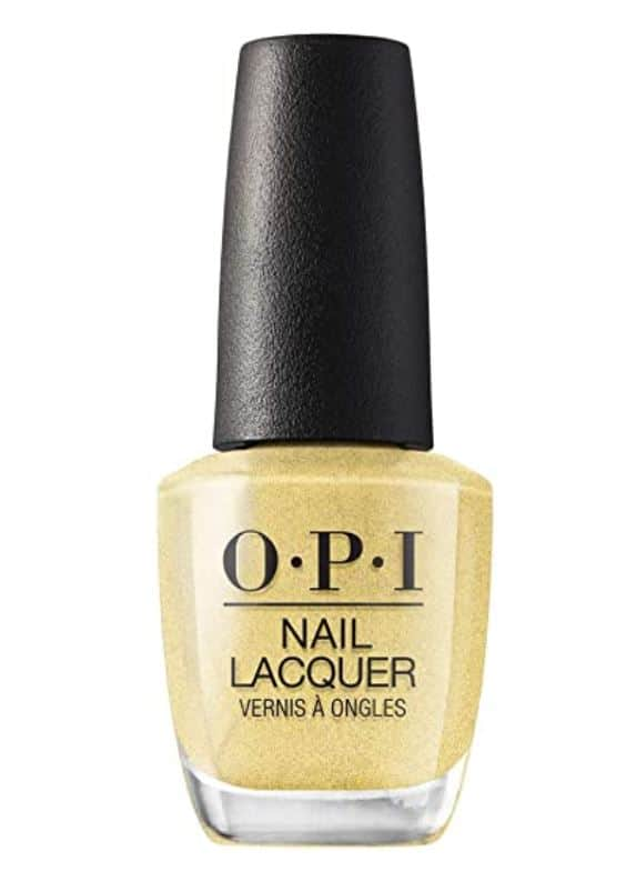 OPI Nail Polish Lacquer (Gold) $2.65 + Free Shipping w/ Prime or $25+