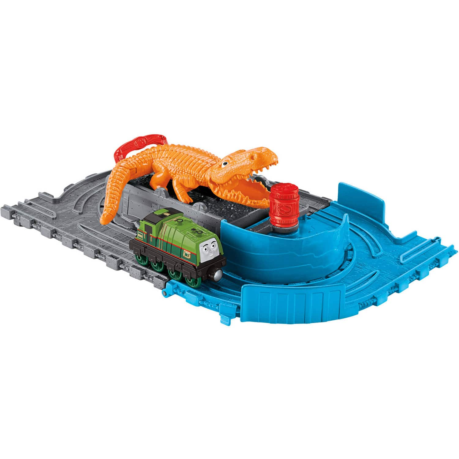Thomas & Friends Gator's Chase & Chomp $15 & More at Walmart w/ Free Ship on $35+