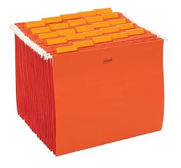 50-Count Staples 100% Recycled 3-Tab File Folders (Letter Size, Assorted Colors) $5.60 & More + Free Shipping