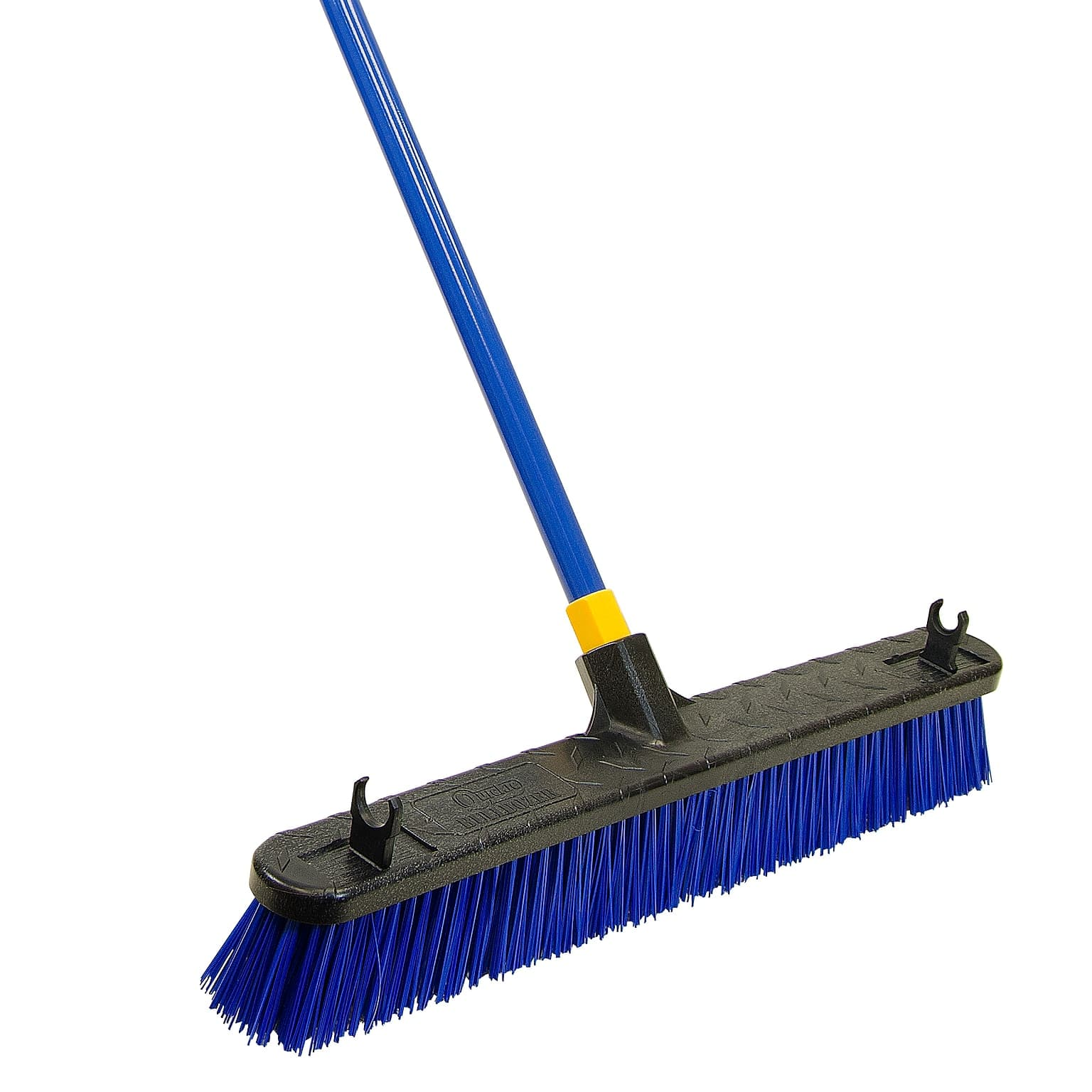"Quickie Bulldozer 24"" Rough Surface Push Broom $7.85 + Free Shipping YMMV"