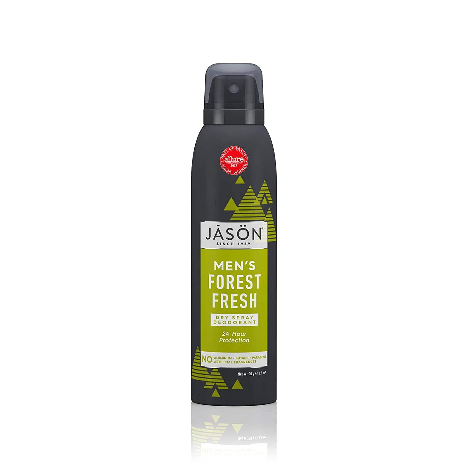 3.2-Oz Jason Men's Dry Spray Deodorant (Forest Fresh) $2.90 w/ S&S + Free S/H w/ Prime or $25+
