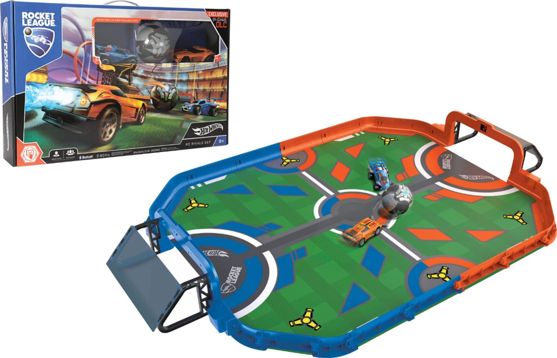 Hot Wheels Rocket League R/C Rivals Stadium Play Set $50 + Free Shipping