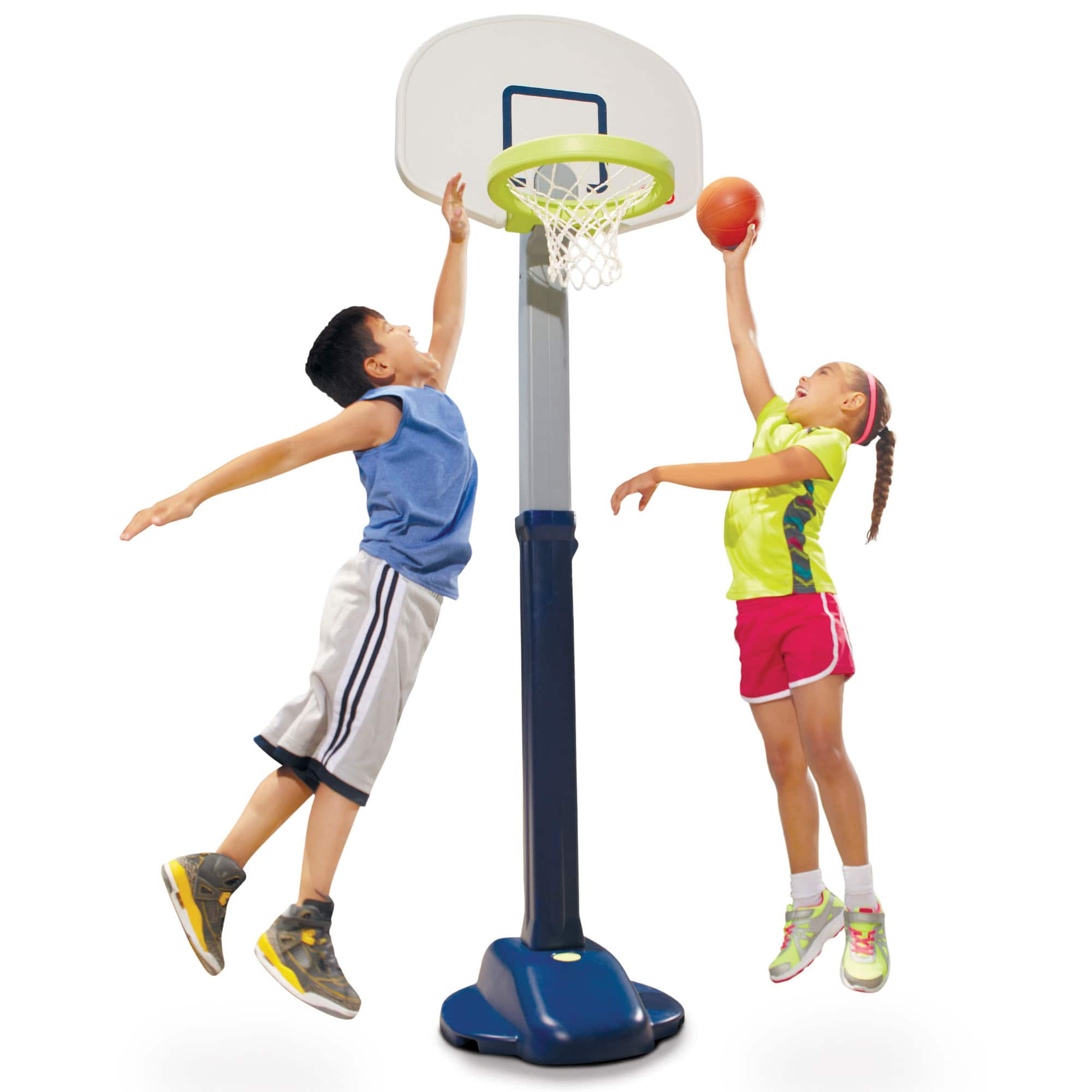 Little Tikes Adjust 'n Jam Pro Basketball Set $39.85 + Free Shipping