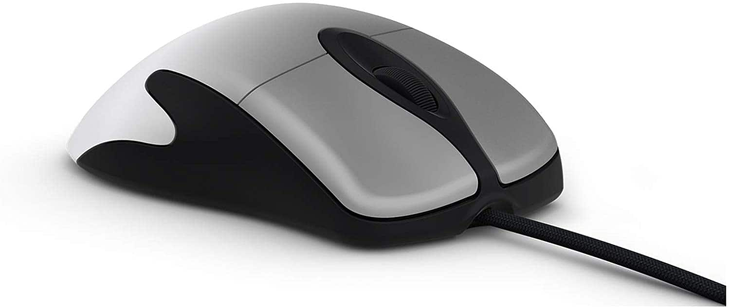 Microsoft Pro Intellimouse Gaming Optical Mouse (Light Shadow) $24.30 + Free Shipping