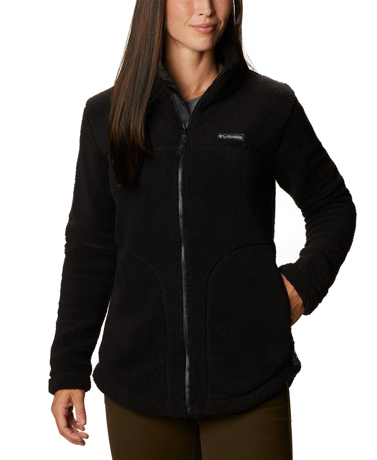 Columbia Women's West Bend Jacket (Camo, Black, or Chalk) $45 & More + Free Shipping