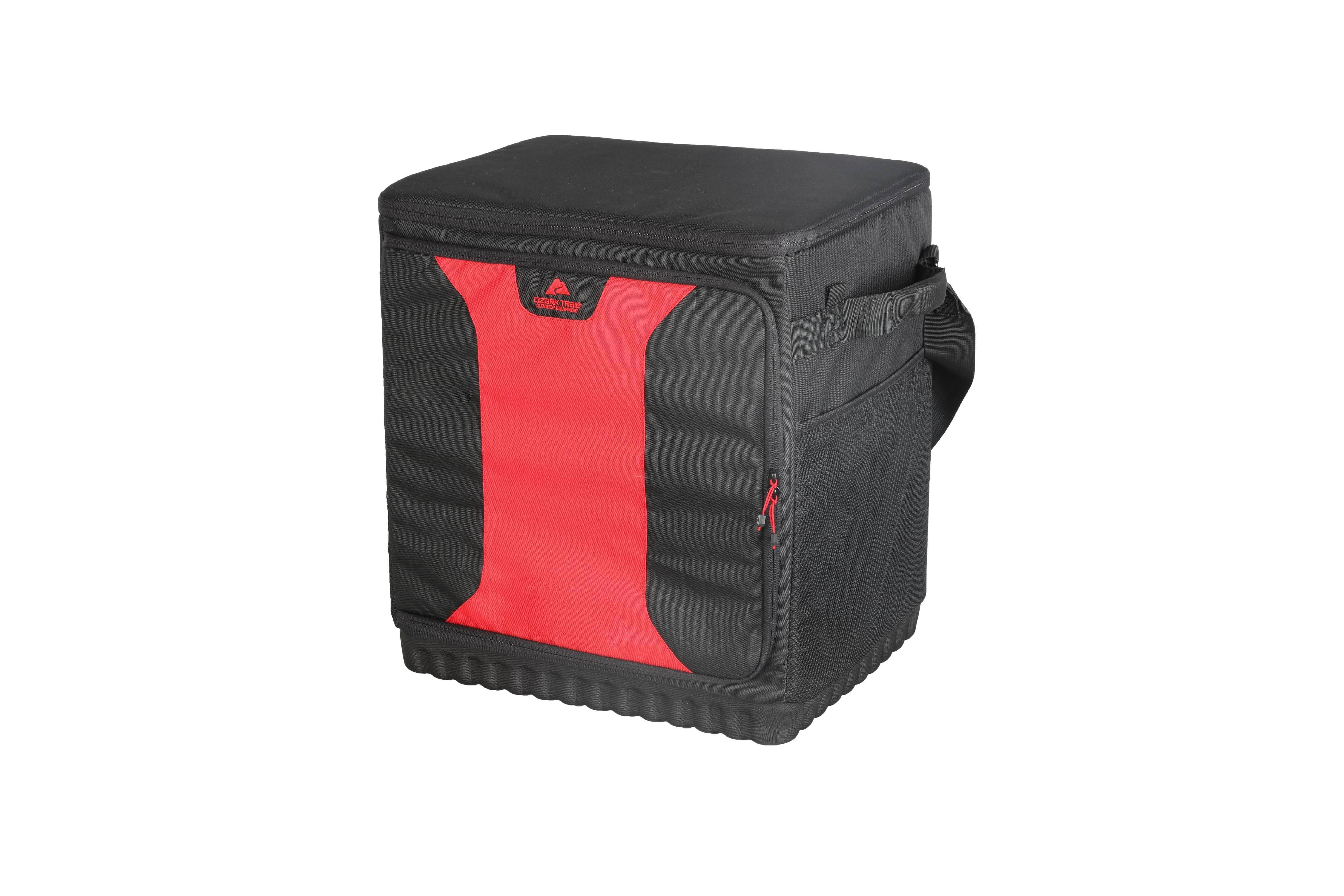 Ozark Trail Crane Lake Deluxe Camp Storage Organizer (Red/Black or Camo) $30 at Walmart w/ Free S&H on $35+