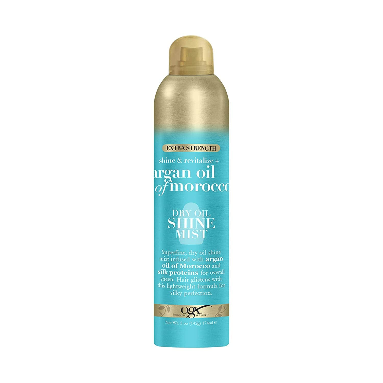 OGX Revitalize + Argan Shine Extra Strength Dry Oil Conditioning Mist $3.60 + Free Shipping w/ Prime or $25+
