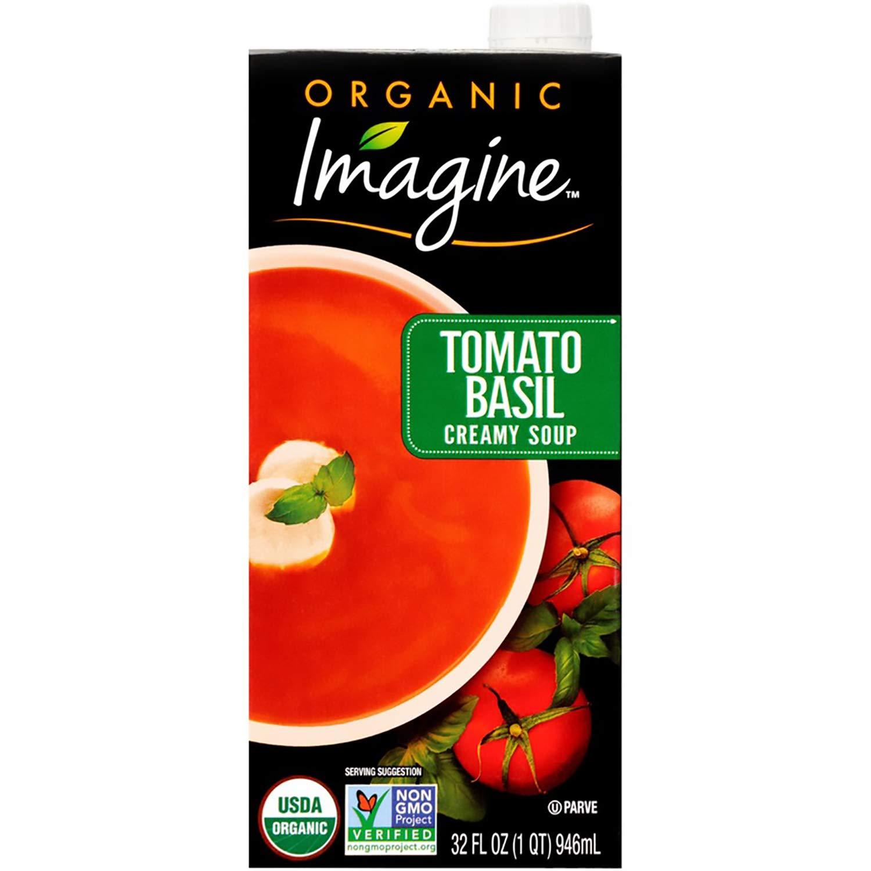 32-Oz Imagine Organic Creamy Soup (Tomato Basil or Potato Leek) $2.85 w/ S&S + Free S&H w/ Prime or $25+