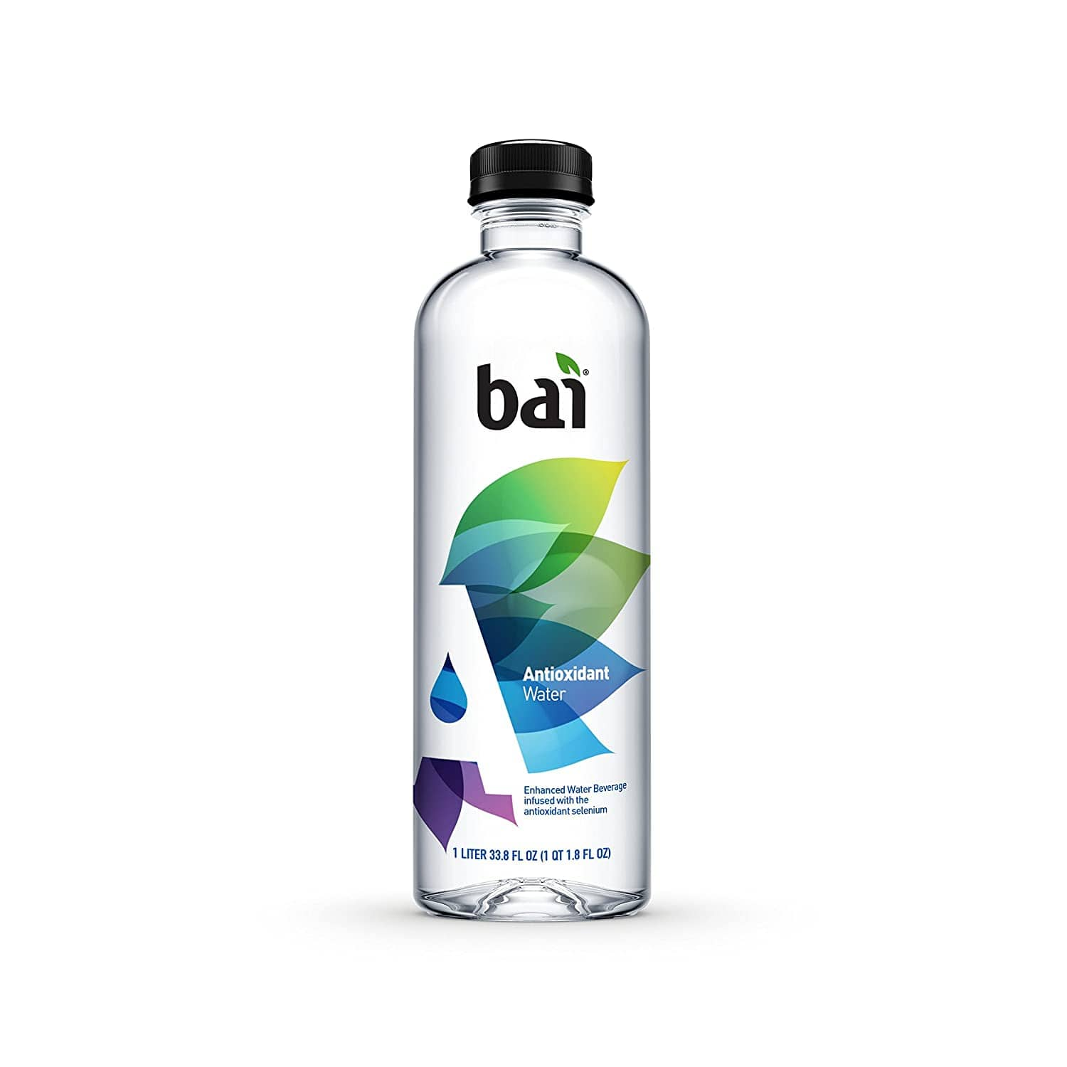 12-Pack 33.8-Oz Bai Antioxidant Water (w/ Selenium) $11.40 w/ S&S + Free S&H w/ Prime or $25+