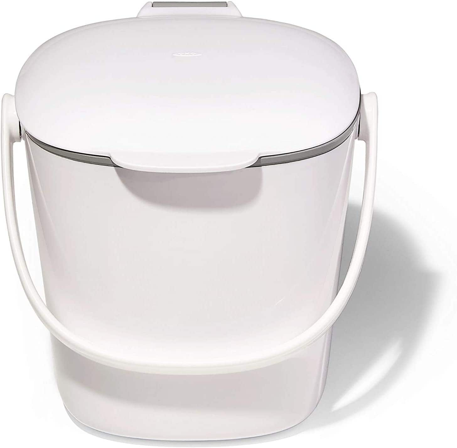 Oxo Good Grips 0.75-Gallon Kitchen Compost Bin (White) $11.90 at Macy's w/ Free Store Pickup
