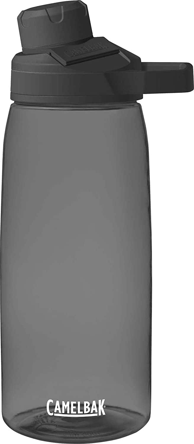 50-Oz CamelBak Chute Mag BPA-Free Water Bottle (Charcoal) $7.95 & More + Free Shipping w/ Prime or $25+