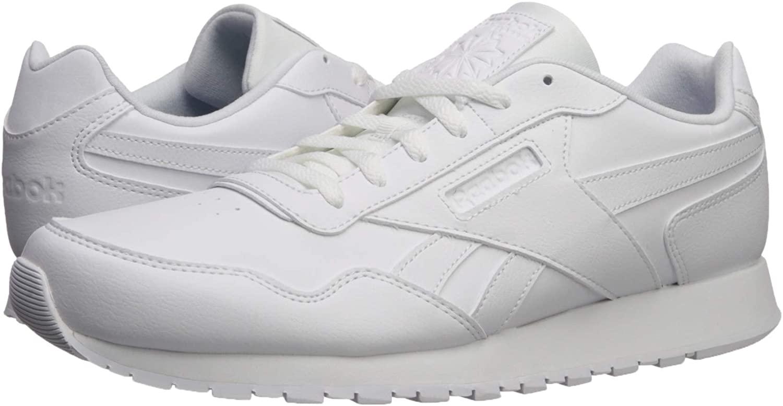 Reebok Men's Classic Harman Run Sneaker (White/Steel, Various Sizes) $39 + Free Shipping + More