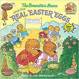The Berenstain Bears and the Real Easter Eggs Paperback Book $2.37 & More + Free Shipping w/ Prime or $25+