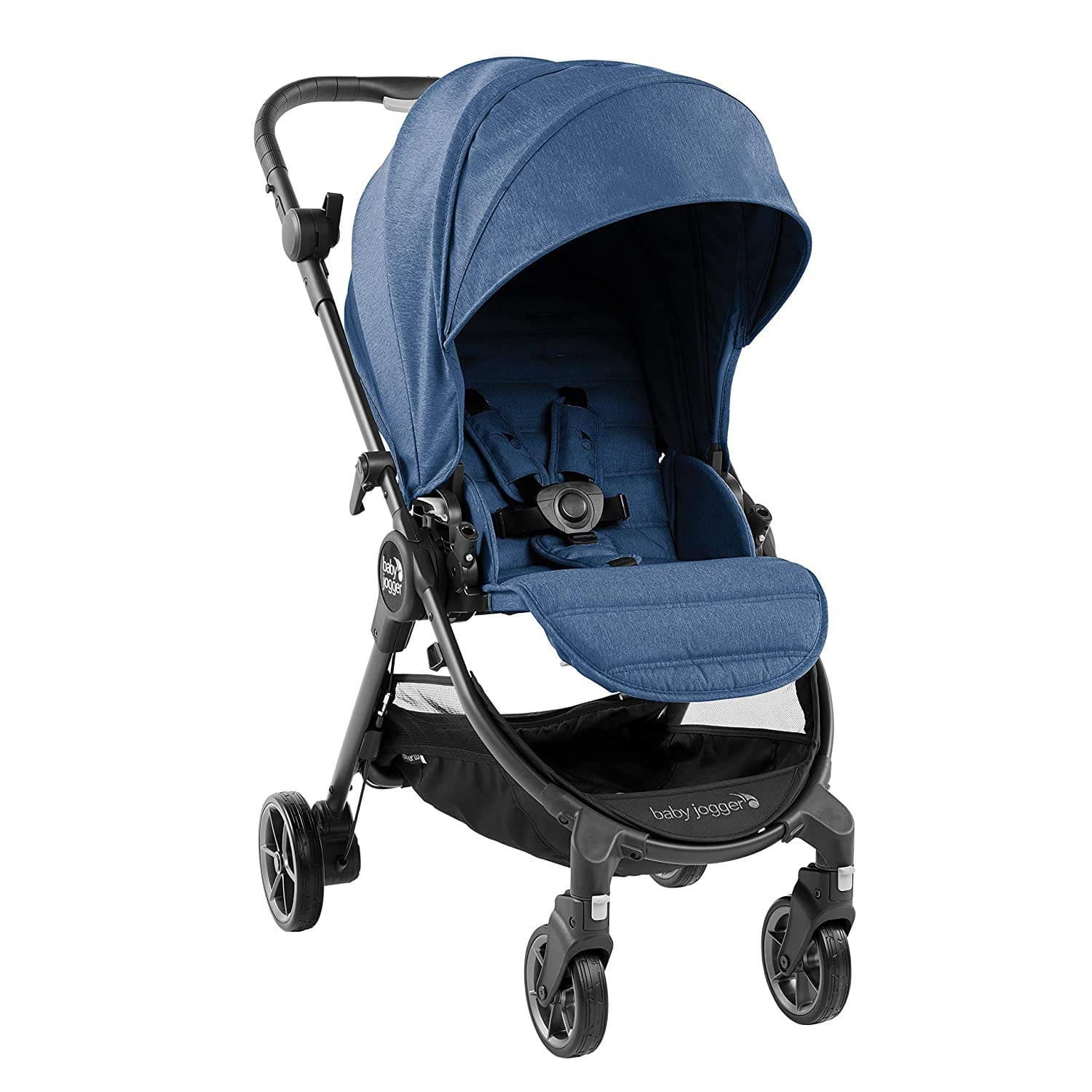 Baby Jogger City Tour Lux Stroller (Navy) $99 + 2.5% Slickdeals Cash Back (PC Req'd) + Free Shipping
