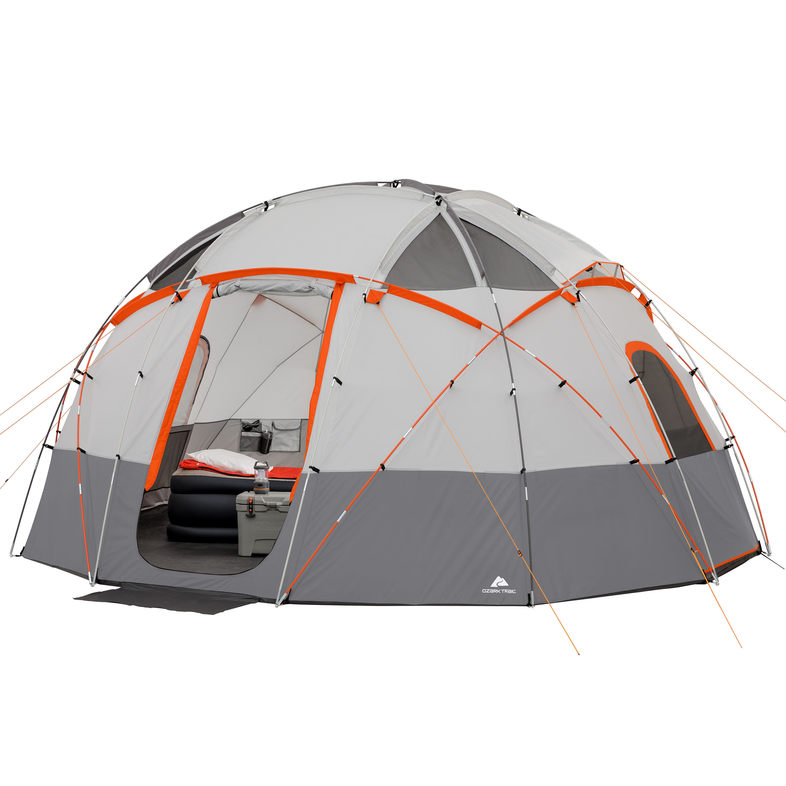 Walmart In store YMMV: Ozark Trail 12 person dome tent with