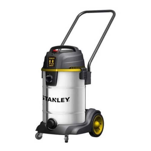Stanley, SL18402-8B, 8 Gallon 6.0 Peak HP Stainless Steel Wet Dry Vac $40 Walmart in store YMMV