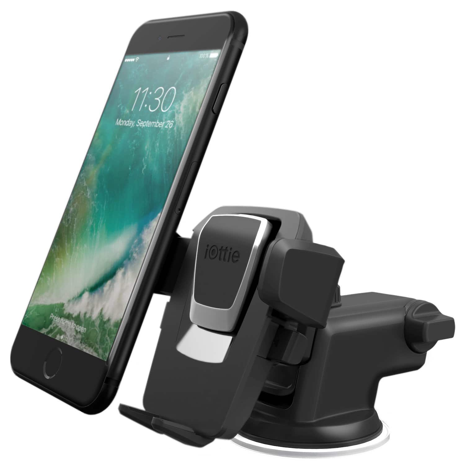 iOttie Easy One Touch 3 (V2.0) Car Mount Universal Phone Holder $12.85
