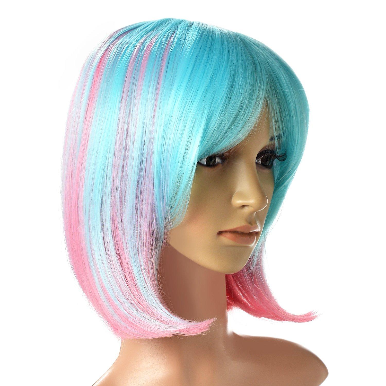 AGPtEK Shoulder Length Hair Extension With Free Stretchable Hairnet $6.99