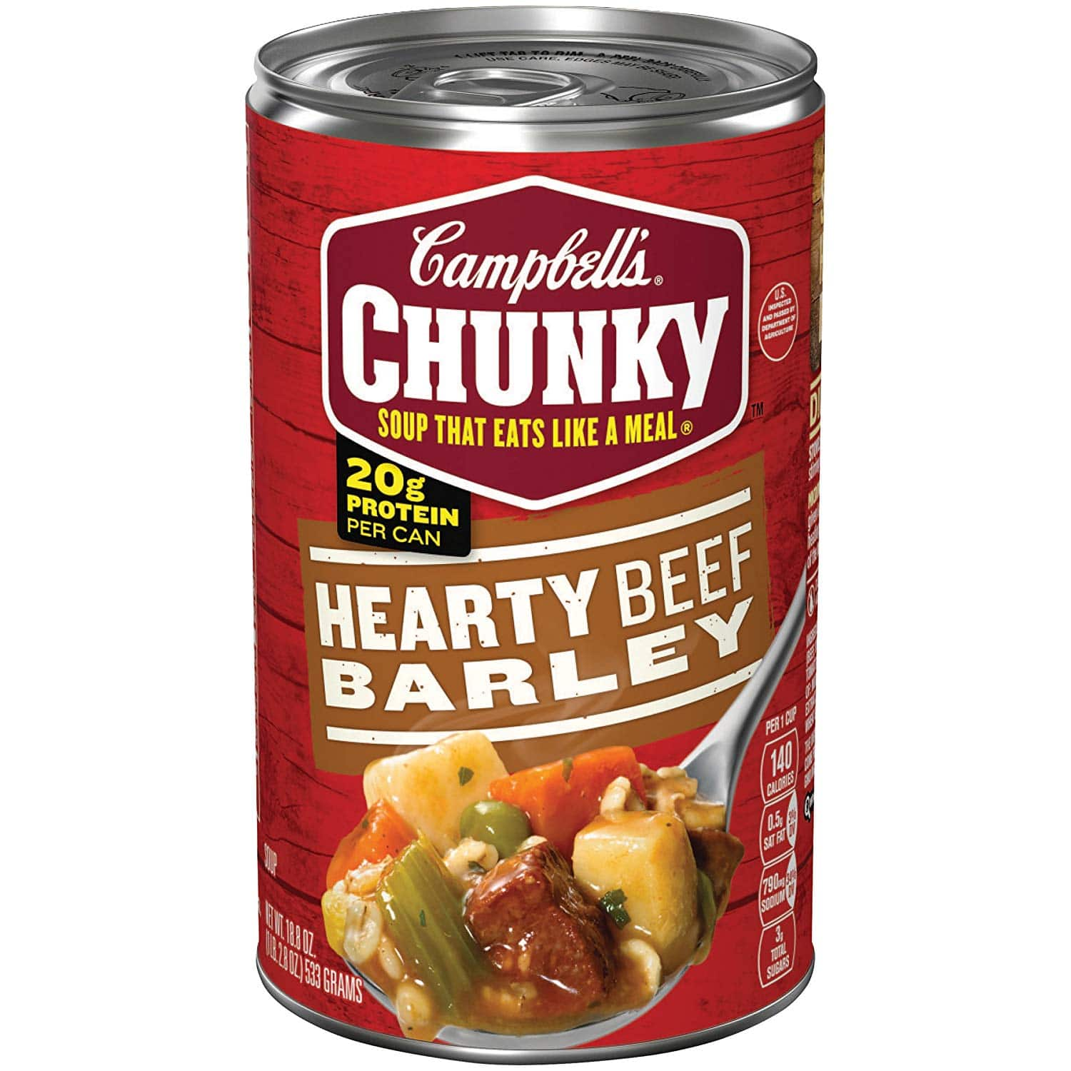 Campbell's Chunky Soup varieties - as low as $12.18 per pack of 12 /w 15%S&S