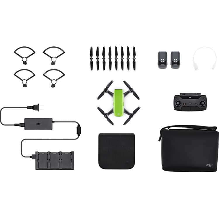 UPDATE : NEW :Dji Spark Fly More Combo $579 to $495after gift card on color: Green only!!!