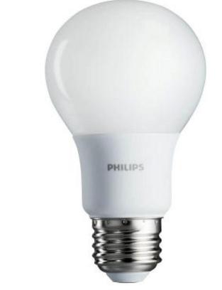 Phillips LED Bulbs 4 pack-60W-$4-YMMV